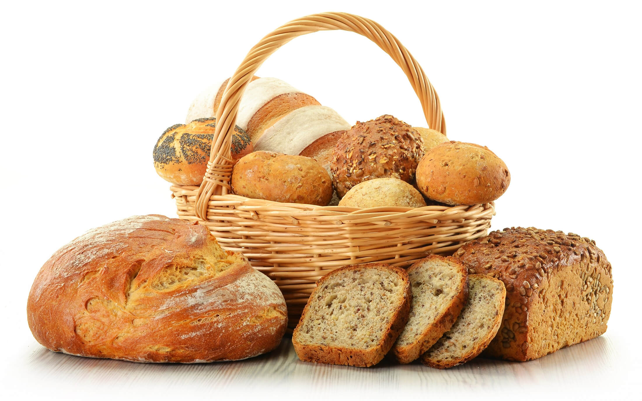 آرد 23 درصد برای نان فانتزی مرغوب
