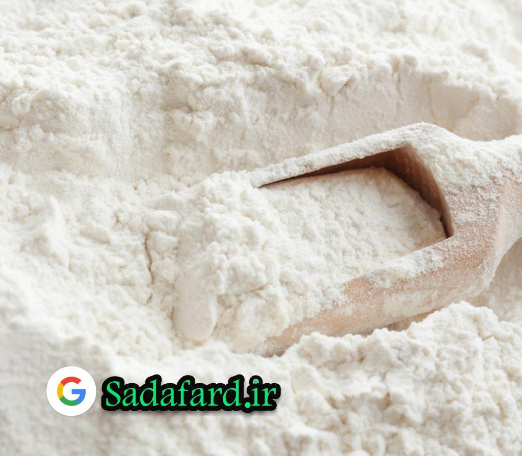 آرد نول گنبد دارای بافتی نرم و سبک می باشد که از آرد گندم نرم و با کیفیت عالی آسیاب شده است.