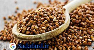 آرد گندم سیاه و انواع ویتامین ها