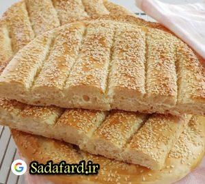 نان خانگی و آرد مناسب برای آن