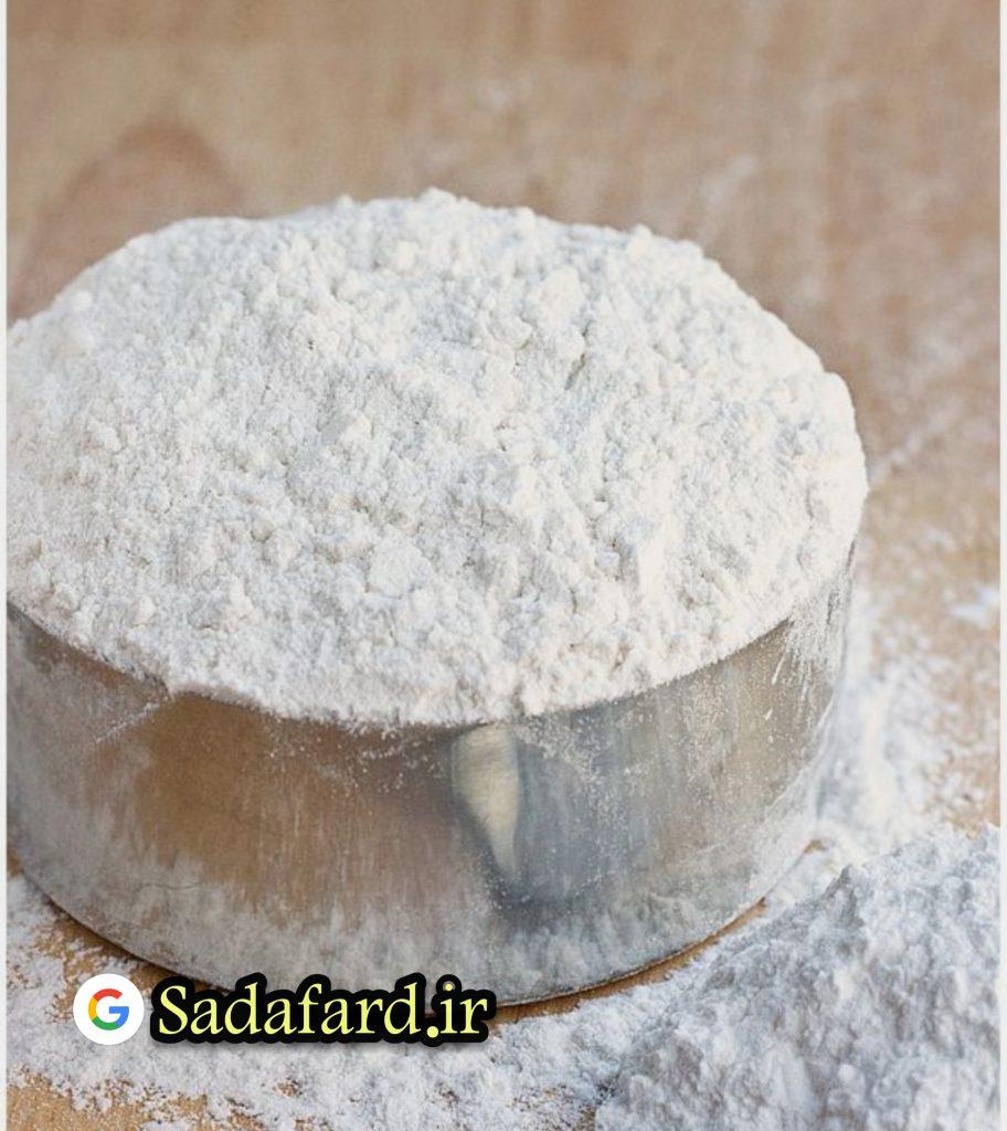 آرد نول 33% مناسب برای باقلوا