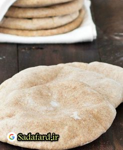 آرد گندم کامل جز غلات کامل می باشد