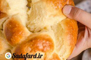 استفاده از آرد فانتزی برای پخت نان های حجیم و نیمه حجیم