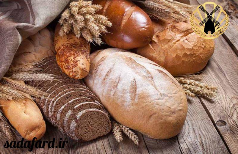 سال برای تغذیه سالمم ترین نان و بهترین نان